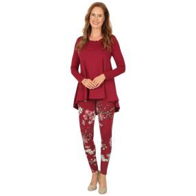 FASHION NEWS 2er Set Shirt & Leggings multicolor