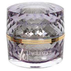 hyaluronce Gemstone Anti Aging Cream 24h 50 ml