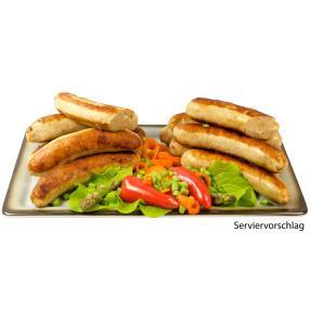 Schinken-Käse Bratwürste