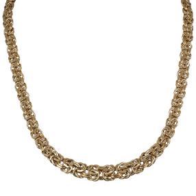 Königskette 750 GG, ca. 44 cm