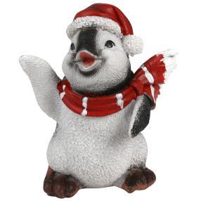 Dekofigur Pinguin