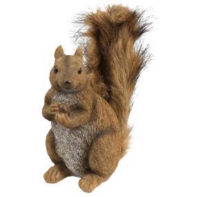 Dekofigur Eichhörnchen