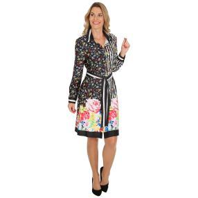 VI VA DIVA Kleid multicolor