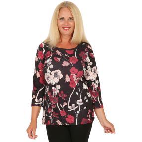 BRILLIANTSHIRTS Damen-Shirt multicolor