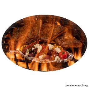 Gyros-Grill Spare Ribs Sous-vide