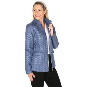 kirsten Damen-Soft-Steppjacke 'Cascades' jeansblau