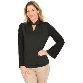 mocca by Jutta Leibfried Shirt schwarz