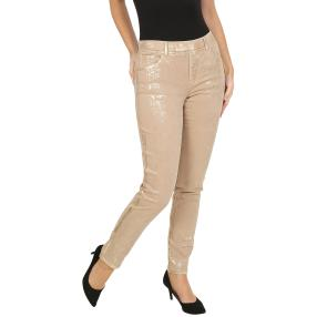 mocca by Jutta Leibfried Hose beige/gold