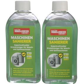 WOHNEN & GENIESSEN Maschinen-Sanierer 2 x 500 ml