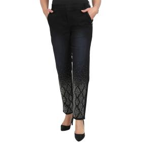 CANDY CURVES Jeans schwarz