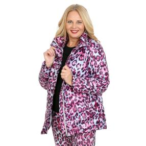 CANDY CURVES Outdoorjacke multicolor