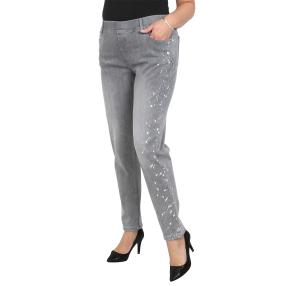 CANDY CURVES Jeans grau