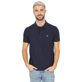 U.S. POLO ASSN. Herren-Poloshirt, marine