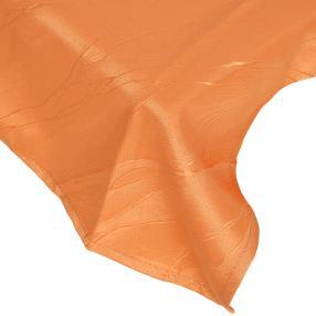 Tischdecke mit Teflonausrüstung, orange