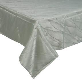 Tischdecke mit Teflonausrüstung grün 130x160cm