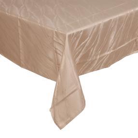 Tafeltischdecke mit Teflonausrüstung beige 160x220