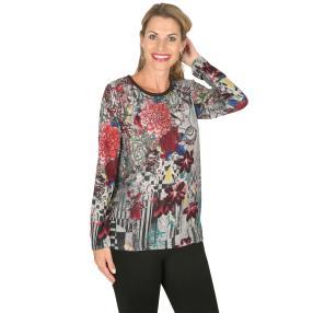 Damen-Pullover 'Astrid'  multicolor
