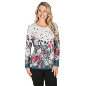 Damen-Pullover 'Clara'  multicolor