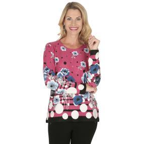 Damen-Pullover 'Ester'  multicolor