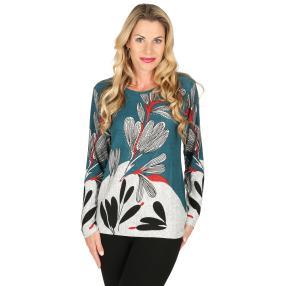 Damen-Pullover 'Alva'  multicolor