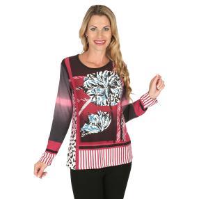 Damen-Pullover 'Lovis'  multicolor