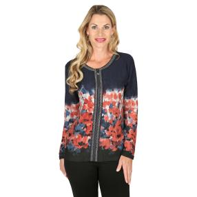 Damen-Cardigan 'Irene'  multicolor