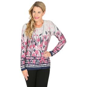 Damen-Pullover 'Mathilda'  multicolor