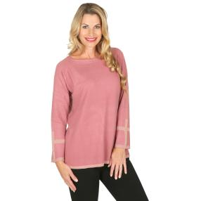 Damen-Pullover 'Lola'  fuchsia