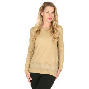 Damen-Pullover 'Romy' mais