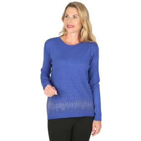 Damen-Pullover 'Romy' royalblau