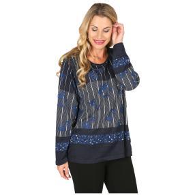Damen-Pullover 'Editha' multicolor
