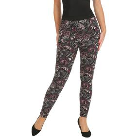 FASHION NEWS Thermo-Fleece-Leggings multicolor