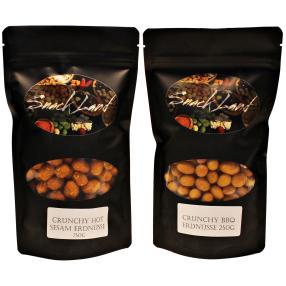 Crunchy Erdnüsse 2er Set