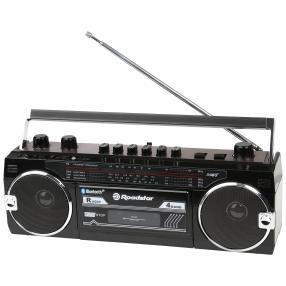 Retro Cassettenplayer m. Mikro