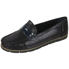 TOPWAY COMFORT Damen-Slipper navy