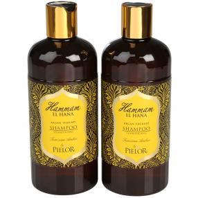 Hammam EL HANA Shampoo Duo Tunesischer Amber