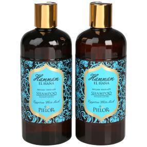 Hammam EL HANA Shampoo Duo Ägyptischer Moschus