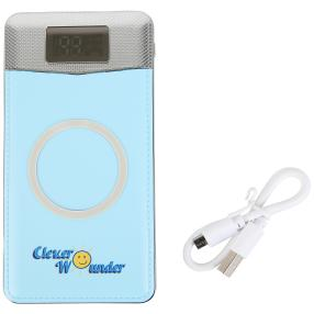 "Clever Wounder Power Bank ""Magic"", blau"