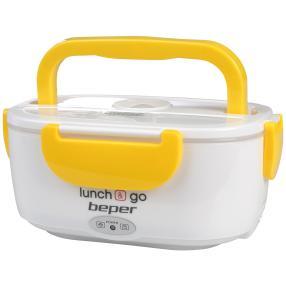 Beper wärmende Lunchbox gelb, elektrisch