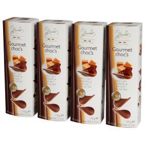 Gourmet Chocs Karamell Meersalz