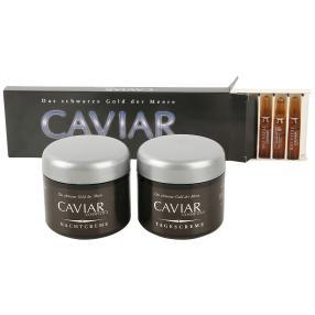 CAVIAR COSMETICS Gesichtspflege Set 3-teilig