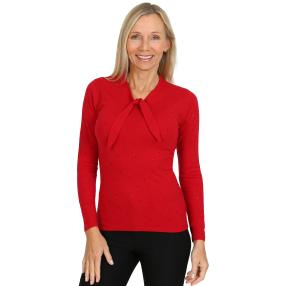 TRENDS by J. Leibfried Pullover rot