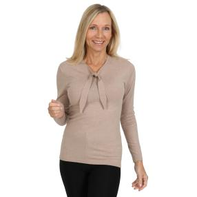 TRENDS by J. Leibfried Pullover taupe
