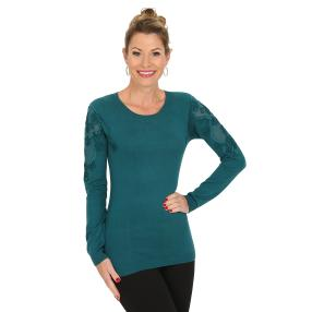 TRENDS by J. Leibfried Pullover petrol