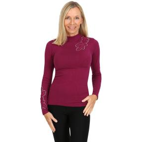 TRENDS by J. Leibfried Pullover beere