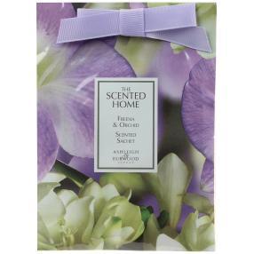 ASHLEIGH & BURWOOD Duftsachet Freesie-Orchidee 3x