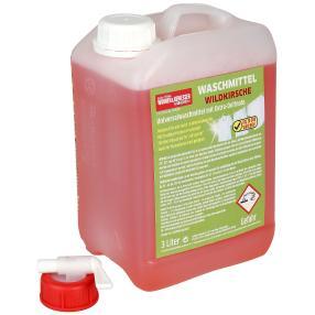 WOHNEN & GENIESSEN Waschmittel 3 l Wildkirsche