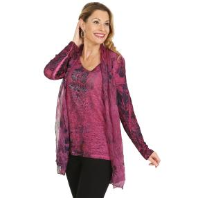 VV by J. Leibfried  2 in 1 Shirt 'Ana' multicolor