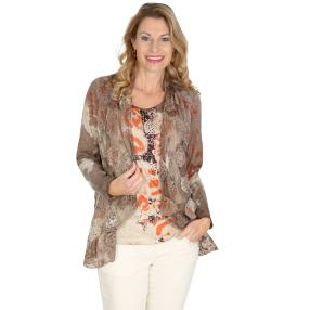 VV by J. Leibfried  2 in 1 Shirt 'Anai' multicolor