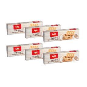 Vanille Sandwich Waffeln 6er Set